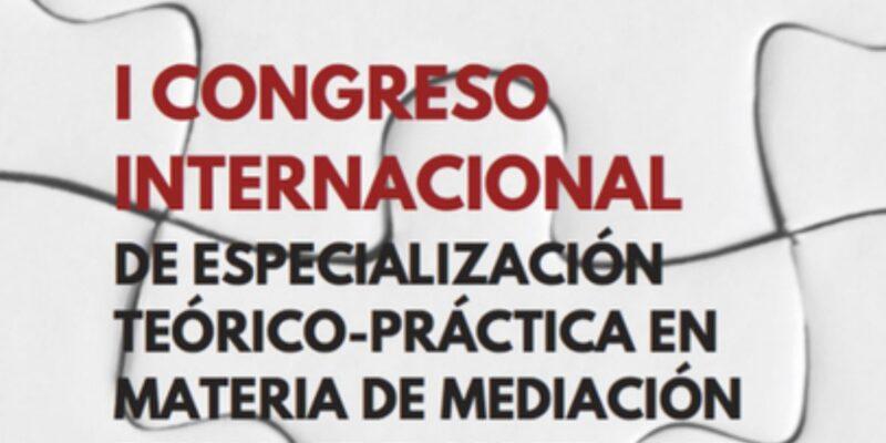 I congreso de mediacion